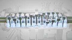 流体力学シミュレーションCGの作例