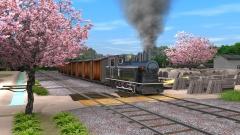 歴史CG(大谷市の鉄道)の作例