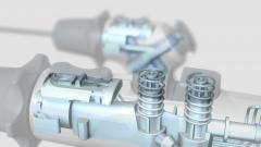 手術道具内部透過図CGイメージ
