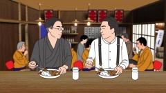 (歴史CGの作例)昭和初期の食堂