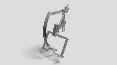 開口器CG作例(オリジナルモデリング)