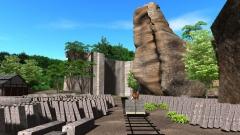 大谷スルス岩イメージ
