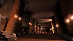 大谷石採掘現場CG映像