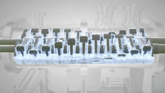 流体シミュレーションCG作例