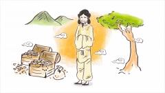 神話の時代のイラスト作例、歴史イラスト制作事例