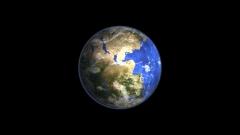 大陸移動イメージCG1
