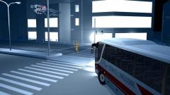 交通事故再現CG
