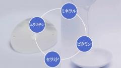 要素紹介のためのモーショングラフィック