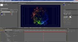 AdobeAfterEffectsインターフェース