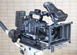 4K動画撮影カメラ