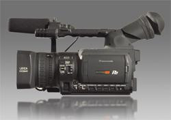 HDカメラhvx200