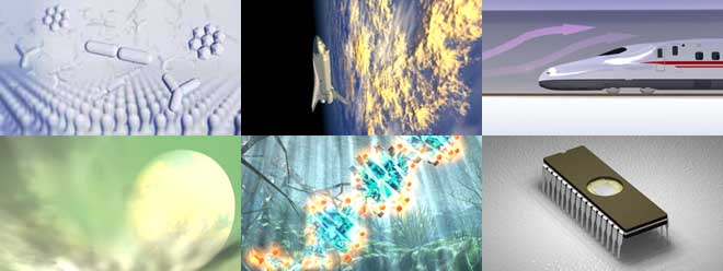 サイエンスCG映像イメージ