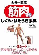 西東社筋肉イラスト本