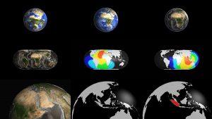 地学の知識を誰にでも理解できるよう映像化